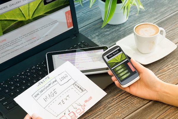 UI and UX Design & Web Re-Design