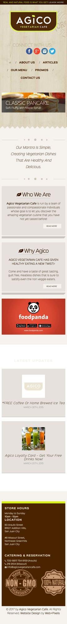 Website Design Development Mobile